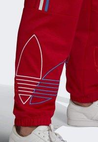 adidas Originals - FTO TP - Tygbyxor - scarlet - 4