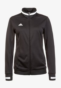 adidas Performance - TEAM 19  - Giacca sportiva - black/white - 0