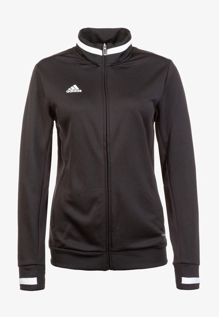 adidas Performance - TEAM 19  - Giacca sportiva - black/white