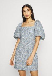 Envii - ENJASMINE DRESS - Cocktail dress / Party dress - multi-coloured - 0