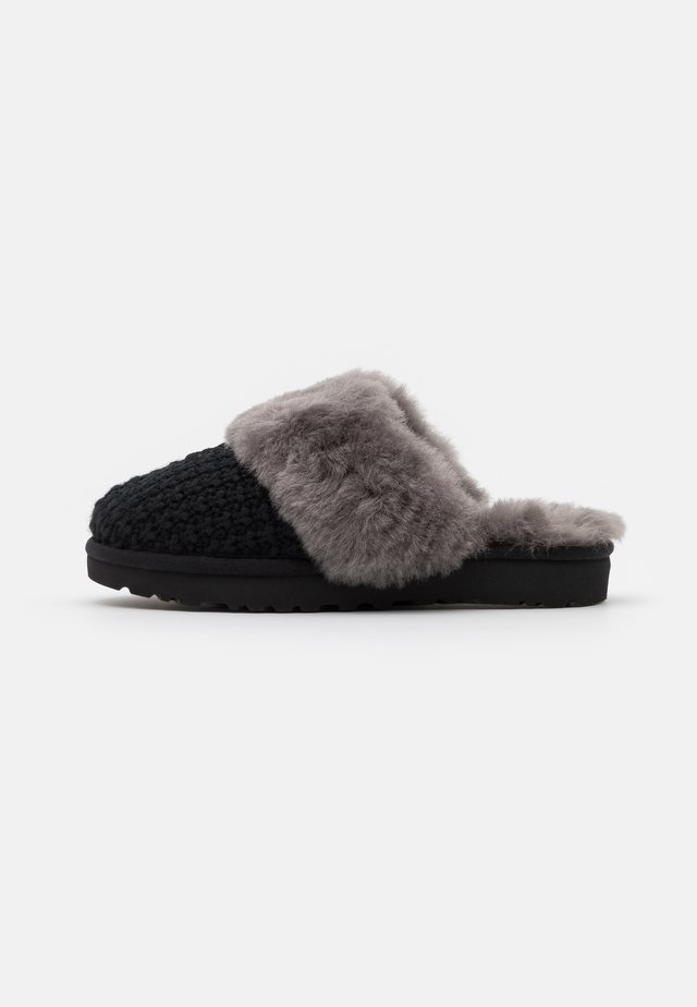 COZY - Pantuflas - black