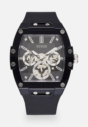 TREND - Chronograph watch - black