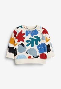 Next - SET - Sweatshirt - off-white - 1