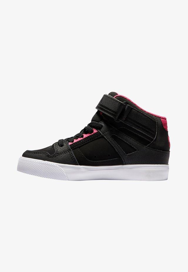 Skateschoenen - black/pink/black