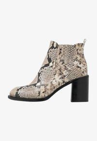 Alberto Zago - Ankle boots - roccia - 1