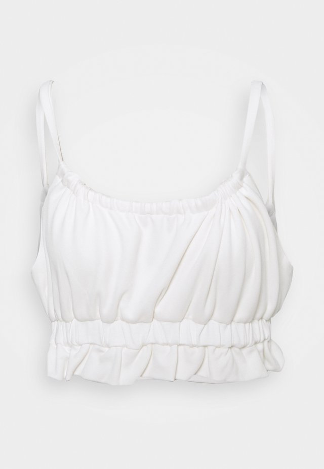 PULL IN CAMI - Top - off white