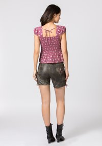 Stockerpoint - LORE - Blouse - berry - 2