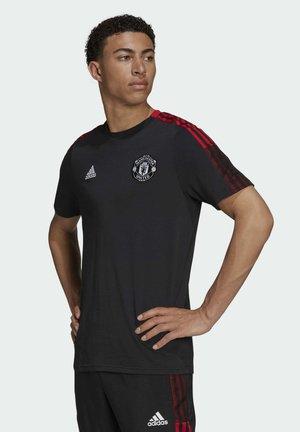 TR TEE - Sports shirt - black