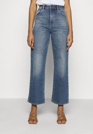 STREET ALINE - Straight leg jeans - lose control
