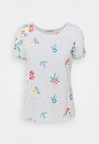 Anna Field - T-shirts med print - mottled grey - 3