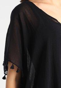 Seafolly - AMNESIA KAFTAN - Beach accessory - black - 3
