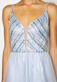 Luxuar Fashion - Společenské šaty - eisblau - 5