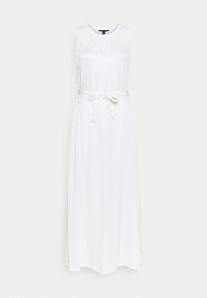 Armani Exchange - VESTITO - Occasion wear - optic white