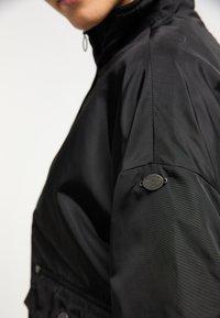 DreiMaster - Bomber Jacket - schwarz - 4