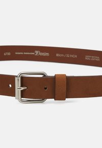 TOM TAILOR DENIM - DOLLY - Belt - cognac - 2