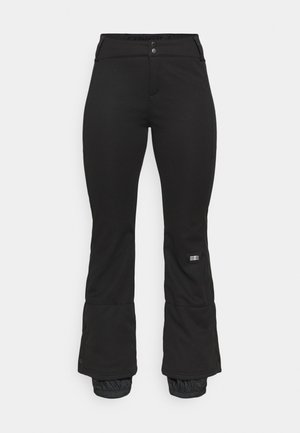 BLESSED PANTS - Pantalón de nieve - black out