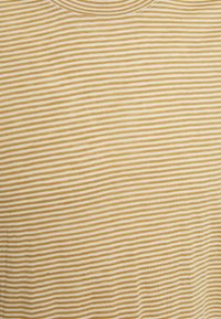 Icebreaker - DOWLAS CREWE STRIPE - T-shirt med print - twig - 2