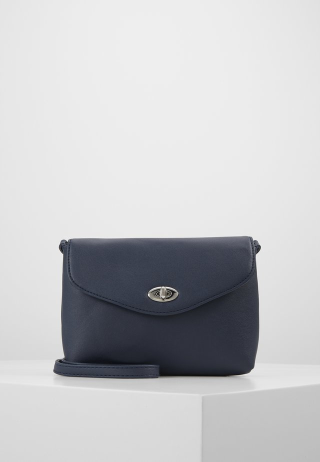 TWIST LOCK XBODY - Schoudertas - navy