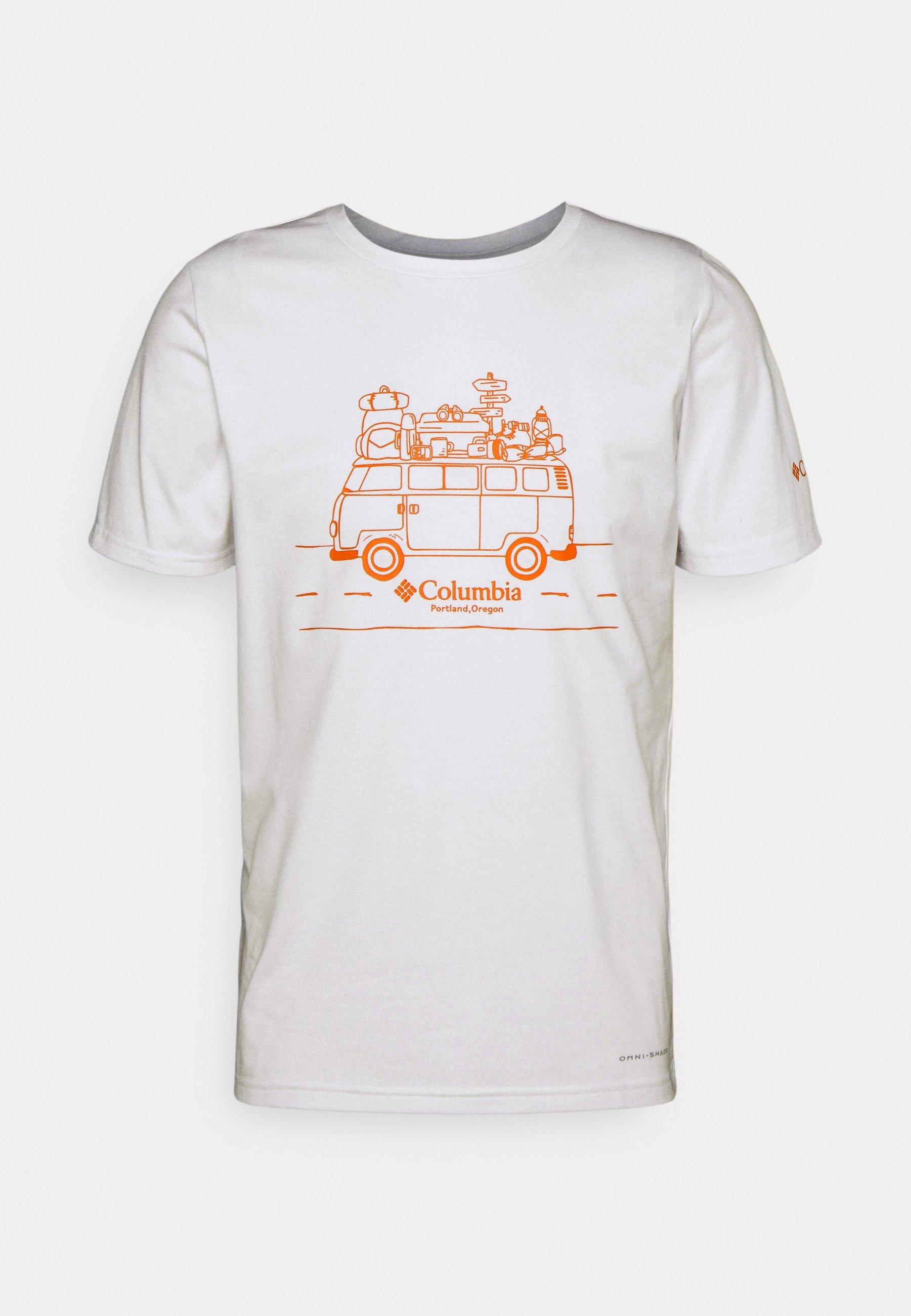 Homme MENS SUN TREK™ SHORT SLEEVE GRAPHIC TEE - T-shirt imprimé