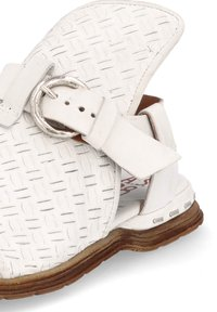 A.S.98 - Ankle cuff sandals - bianco - 6