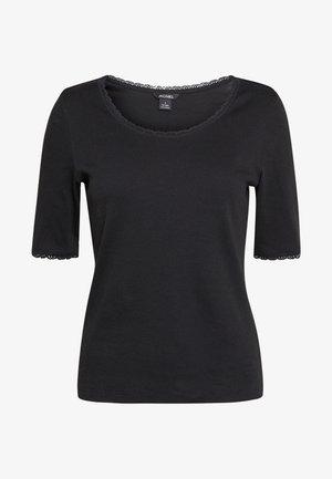 MILLAN - Camiseta básica - black