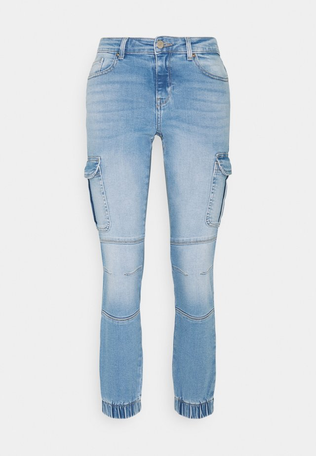 ONLMISSOURI LIFE - Jeans baggy - light blue denim