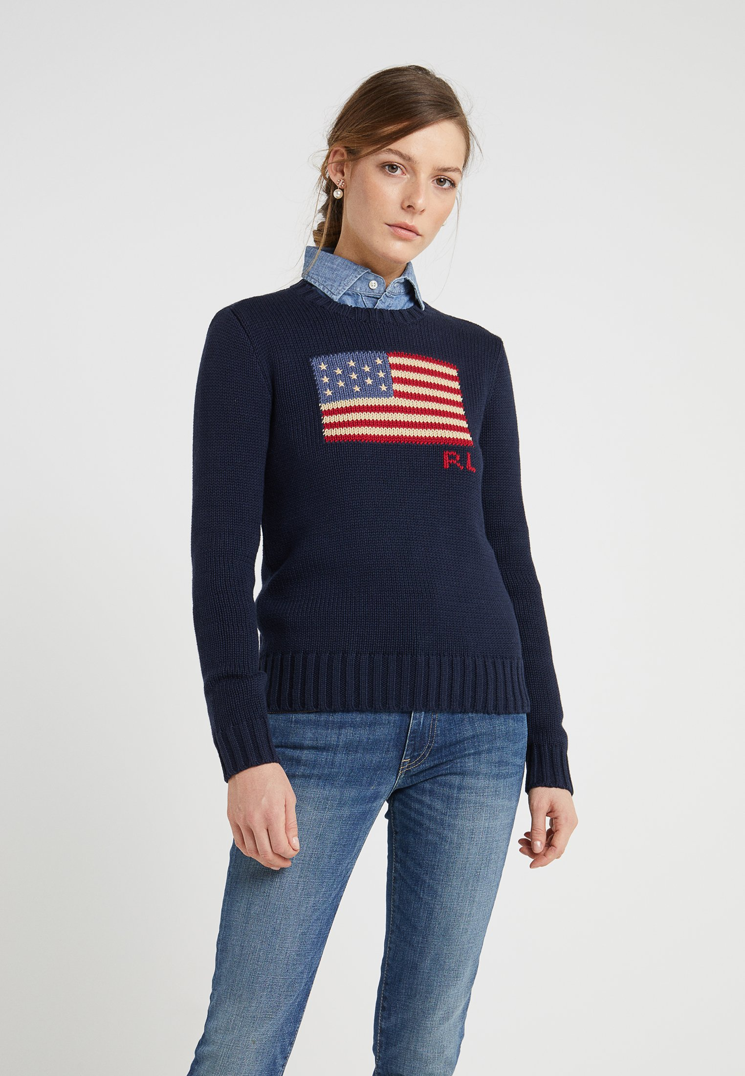 Donna LONG SLEEVE - Maglione