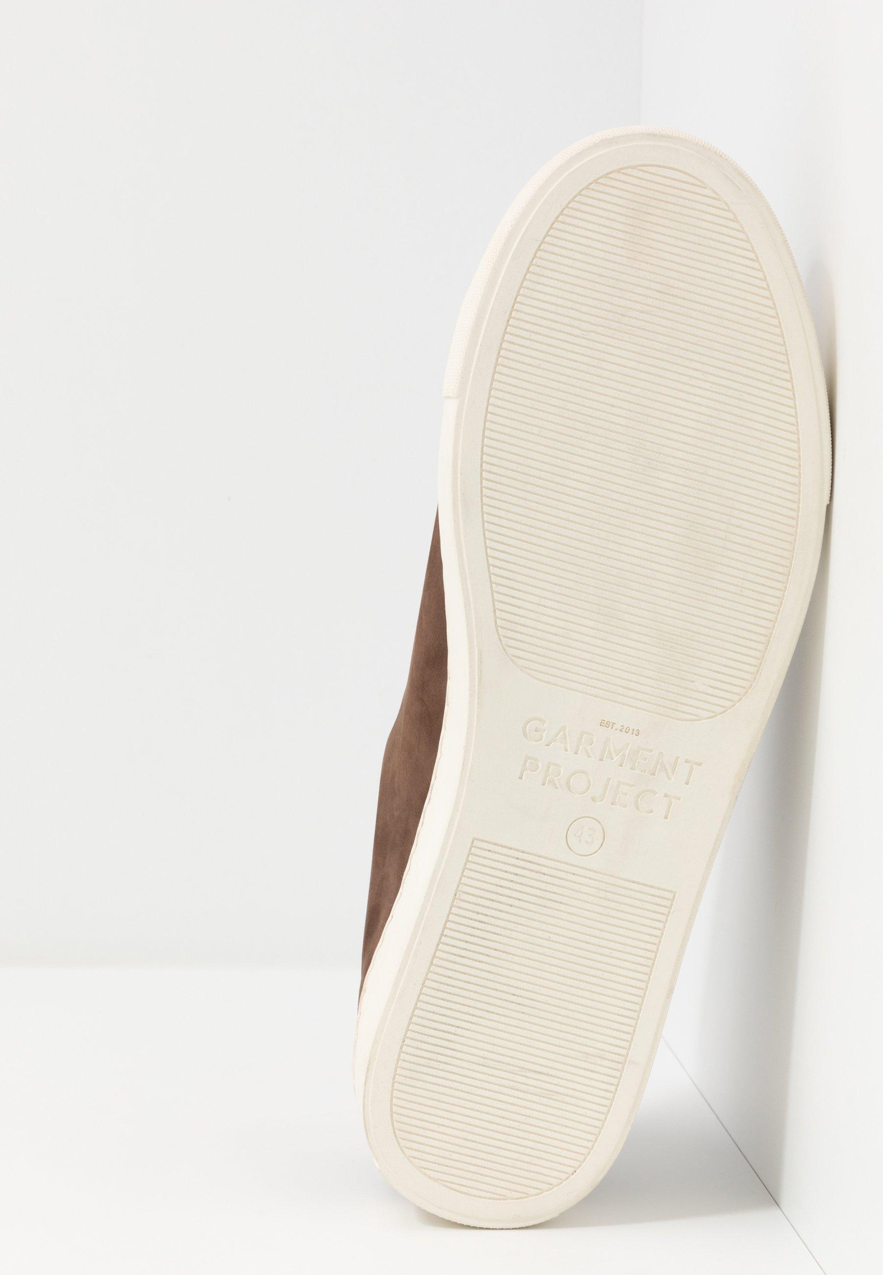 GARMENT PROJECT TYPE - Sneaker low - dark brown/braun - Herrenschuhe 500cC