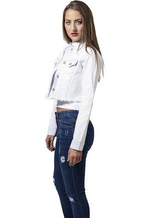 Veste en jean - heavy bleached