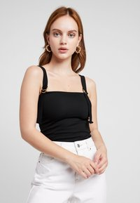 4th & Reckless Petite - AVA - Top - black - 0