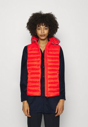 ESSENTIAL PACK VEST - Waistcoat - oxidized orange