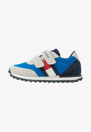 Sneakers laag - grey/royal