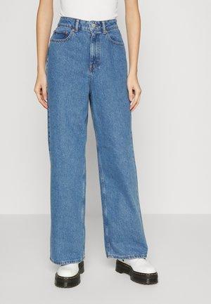 JXTOKYO WIDE  - Jeans relaxed fit - medium blue denim