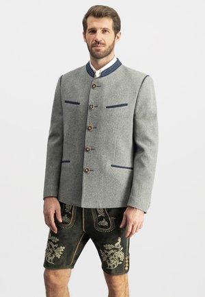 Summer jacket - light gray/blue