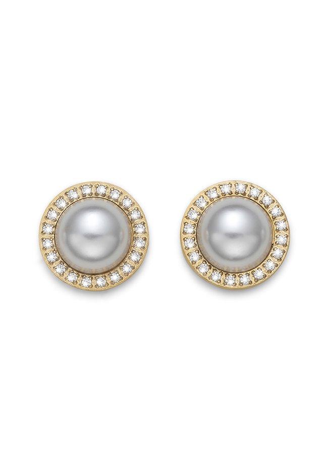 WELL - Earrings - gold