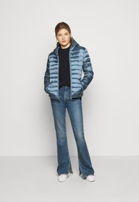 Save the duck - IRISY - Winter jacket - steel blue - 1