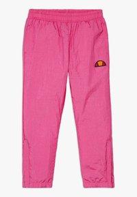 Ellesse - EUORA - Teplákové kalhoty - pink - 0