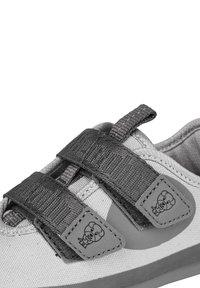 Affenzahn - Touch-strap shoes - grau - 5