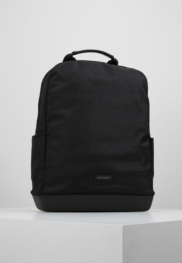 THE BACKPACK BALLYSTIC - Rugzak - black