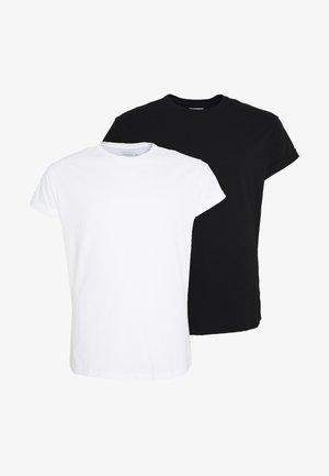 2 PACK  - Basic T-shirt - multi