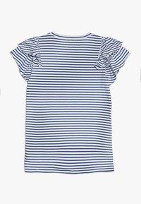 J.CREW - LILIAN - Print T-shirt - ivory/blue - 1