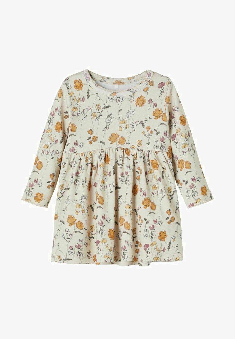 Name it - PRINT - Day dress - peyote melange