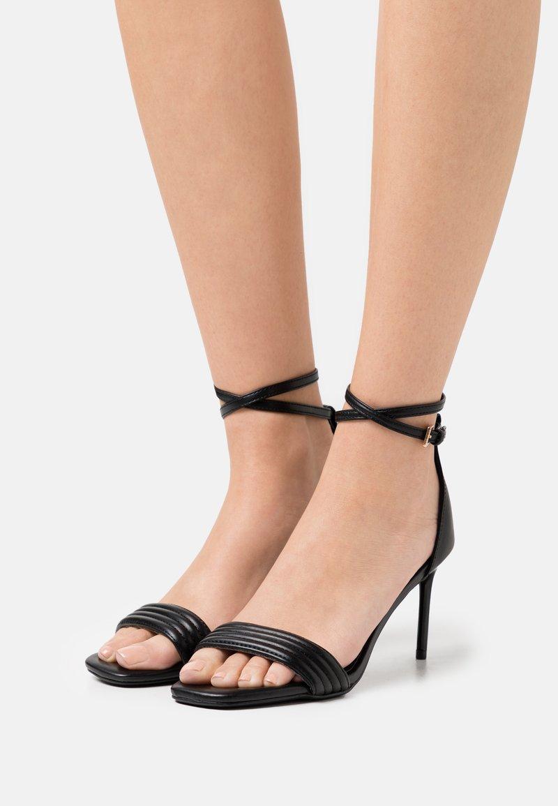 Even&Odd Wide Fit - Sandals - black