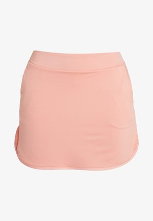 DRY SKIRT - Sportovní sukně - pink quartz
