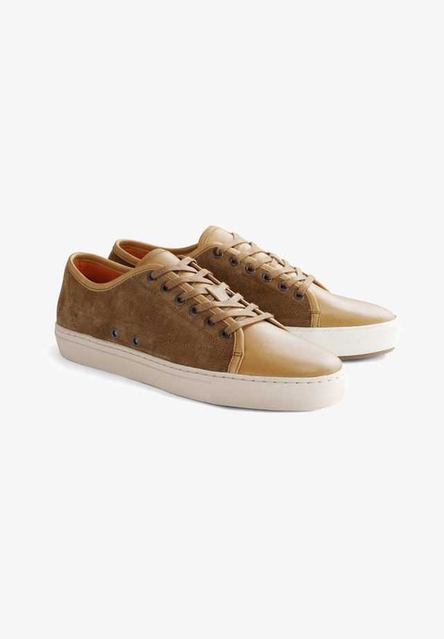 FULTON ST. - Sneakers laag - light brown