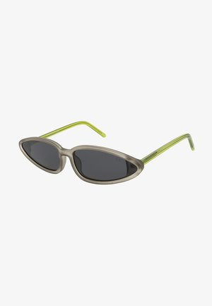 IMA - Sunglasses - matt grey & green