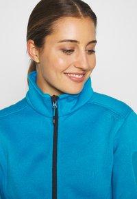 CMP - Fleece jacket - danubio/antracite - 3
