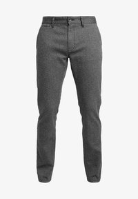 TOM TAILOR - Chinot - dark grey grindle - 4