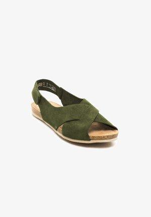 YOKONO  - Sandalias - verde