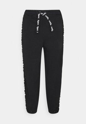 JOGGER PANTS - Jogginghose - black